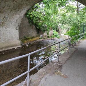 Titelbild des Krimi-Trails in Detmold