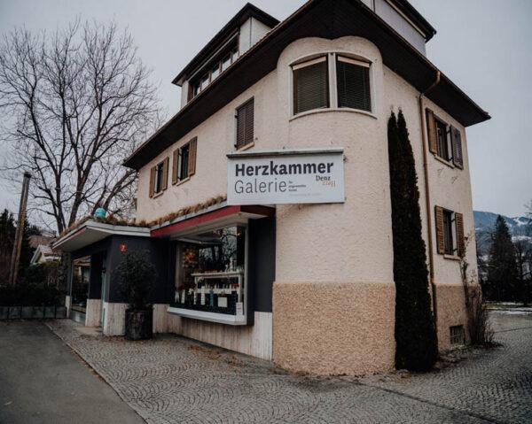Titelbild des Krimi-Trails in Dornbirn und Bregenz