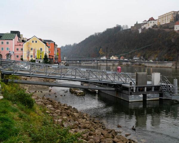 Titelbild des Krimi-Trails in Passau