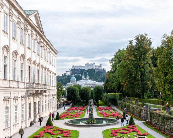 Titelbild des Krimi-Trails in Salzburg
