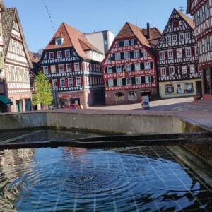 Titelbild Marktplatz Calw